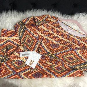 Long Sleeve Lularoe Debbie Dress // Elegant